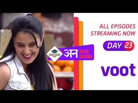 Bigg Boss Marathi S01 - Day 23 - Bagha...