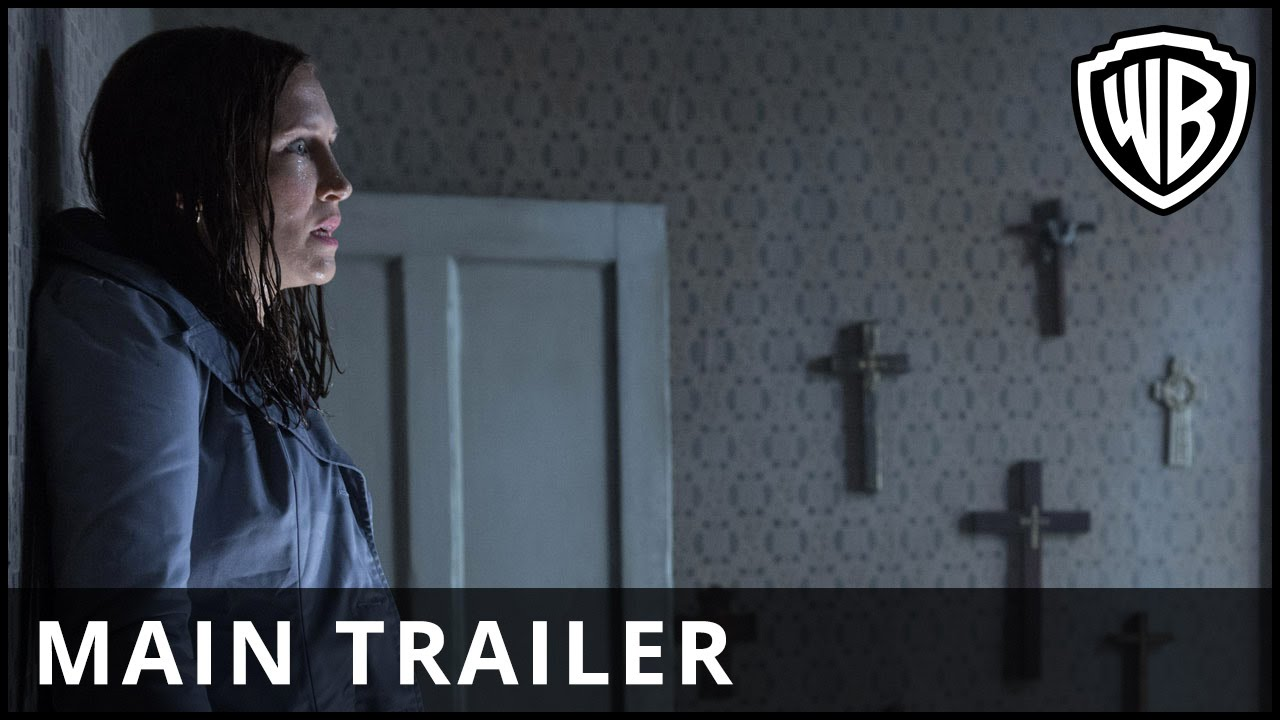Download The Conjuring 2 – Main Trailer –  Official Warner Bros. UK