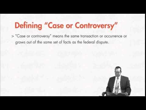 Module 3.4: Supplemental Jurisdiction