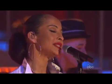 Sade - BabyFather (Baby Father) - Dancing With The Stars Live