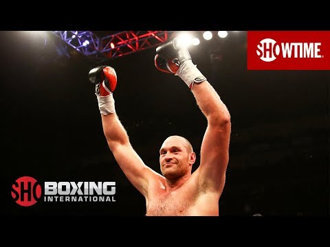 Fury vs. Seferi | SHOWTIME BOXING INTERNATIONAL