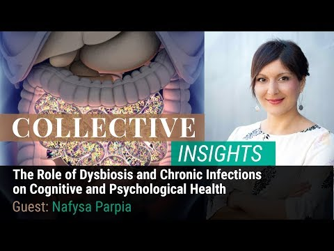 The Role of Dysbiosis and Chronic Infections on Cognitive