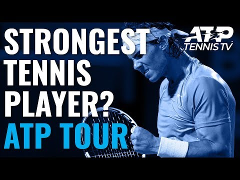 Who's the Strongest ATP Player? 💪