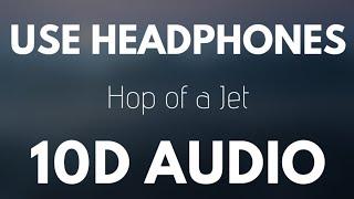 Young Thug - Hop off a Jet ft. Travis Scott (10D Audio)