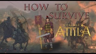 Video Total War: Attila - How To Survive As The Western Roman Empire ! download MP3, 3GP, MP4, WEBM, AVI, FLV Agustus 2017