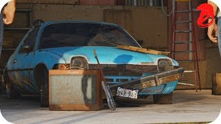 HACIENDO UN SLEEPER CON EL ULTIMO COCHE ABANDONADO!! AMC PACER X SWAP ENGINE V12 | FH3