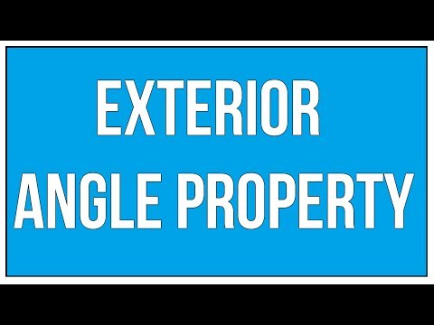what-is-an-exterior-angle-property-of-a-triangle---an-introduction-/-maths-geometry