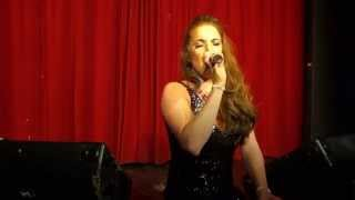 topsie redfern sings i dreamed a dream at the r v t
