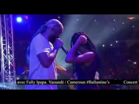 Fally Ipupa  - Jeudi Soir (Cameroun 2018)
