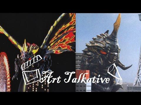 [เล่าหนัง] Battra ไคจูผีเสื้อด้านมืดของ Mothra  [Art Talkative]