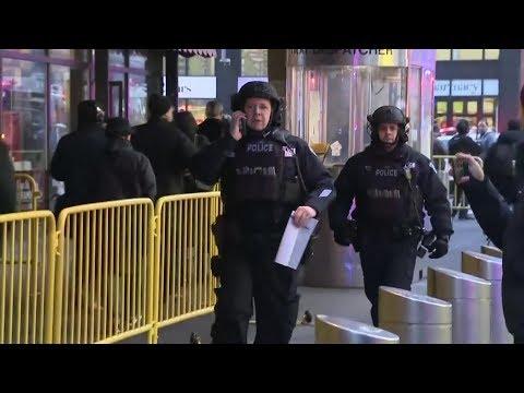 Manhattan: Explosion unbekannter Ursache