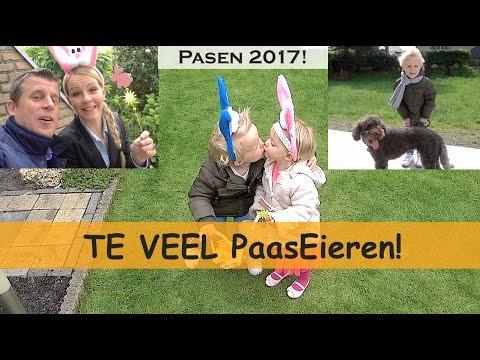 1STE PAASDAG 2017 | Bellinga Vlog #612