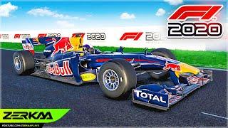 DRIVING IN A 2010 FORMULA 1 CAR (F1 2020 My Team #4)