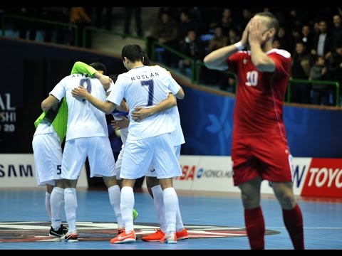 LEBANON v KYRGYZSTAN: AFC Futsal Championship 2016 (Group Stage)