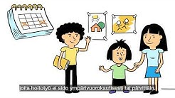 Omaishoitajien valmennus 3: Omaishoitajan vapaa (Essote)
