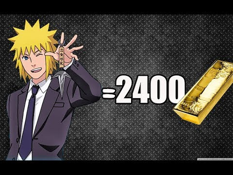 30K Initiative On Position 1 - Naruto Online