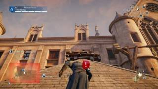 Assassin's Creed Unity   Gameplay   R9 290 1080p 30fps H264 128kbit AAC