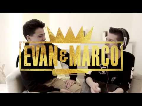 Evan et Marco - Find the song  challenge
