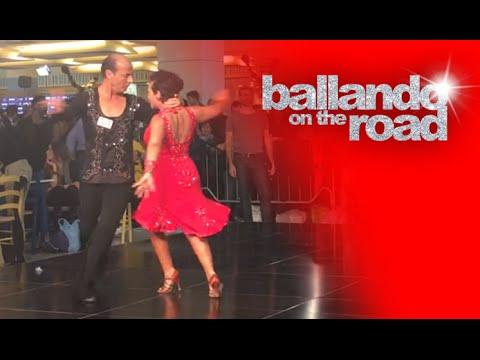 Ballando on the Road - CATANIA: Vincenza Parisi e Domenico Lamparelli (Paso Doble)