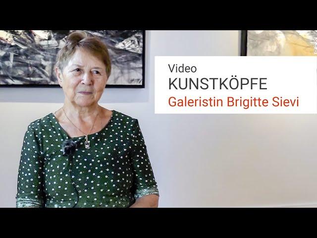 """Galeristin Brigitte Sievi """"Ich war jedenfalls noch zu jung für eine Oma"""""""