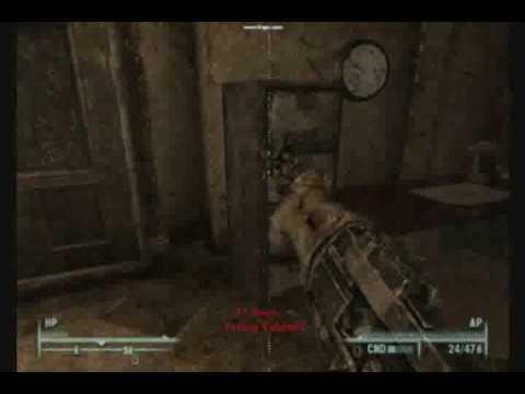 Video - Fallout 3 - SP Destruction V4 - A Destroyable
