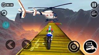 Impossible Motor Bike Tracks All Motor Bikes Unlocked - Android GamePlay 2017