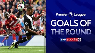 The BEST Premier League Goals of the Round | Match Day 5