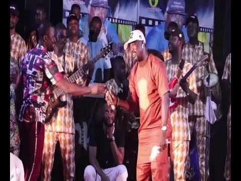 Download SEE HOW SULE ALAO MALAIKA CHALLENGES PASUMA AT MC OLUOMO INUGRATION PARTY
