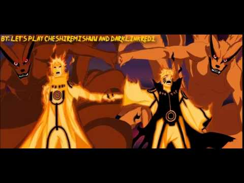 Naruto Shippuden OST 3 Kurama VS Biju (Music Extended)