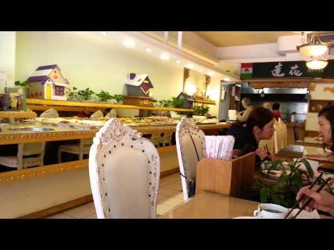 Taiwan buffet