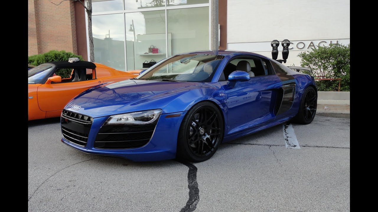 2010 audi r8 coupe 5 2 v10 fsi quattro my car story with lou costabile