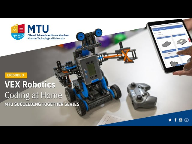 MTU Succeeding Together - Coding at Home