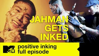 Rapper Jahman's Tattoo Love Story | Positive Inking FULL EP.1 (ENG/THAI)