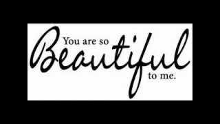 "y- youtube songs Zephaniah 3:17 ""You Are So Beautiful to Me"""