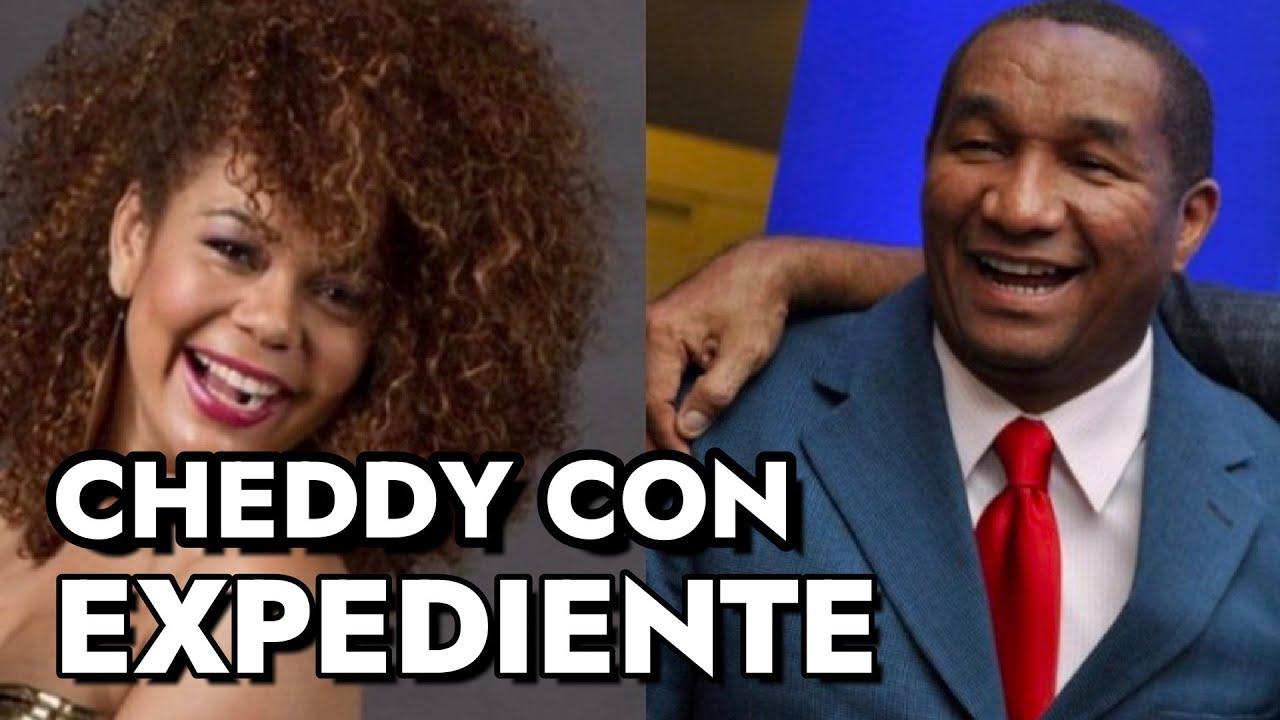 Cheddy García y el temible expediente que tiene de Manolo Ozuna 2019