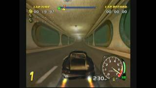 Speed Devils Louisiana Tornado ( Dreamcast ) HD 1080p !!!