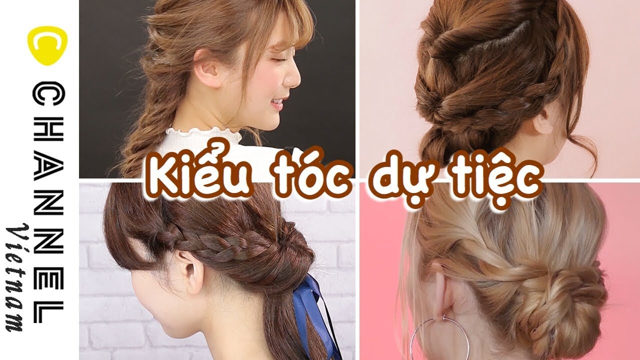 Các kiểu tóc cho nàng dự tiệc nổi bần bật 💖
