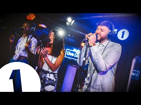 Rudimental  Sun Comes Up ft James Arthur in the  Lounge