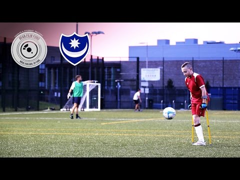 The Rise of Amputee Football: Ray Westbrook & Portsmouth Amputee FC | Hyundai #FanFilmFund