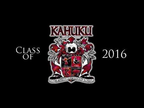 Kahuku Class of 2016 Senior Medley