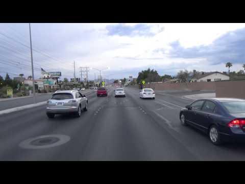 Flamingo Road, Las Vegas