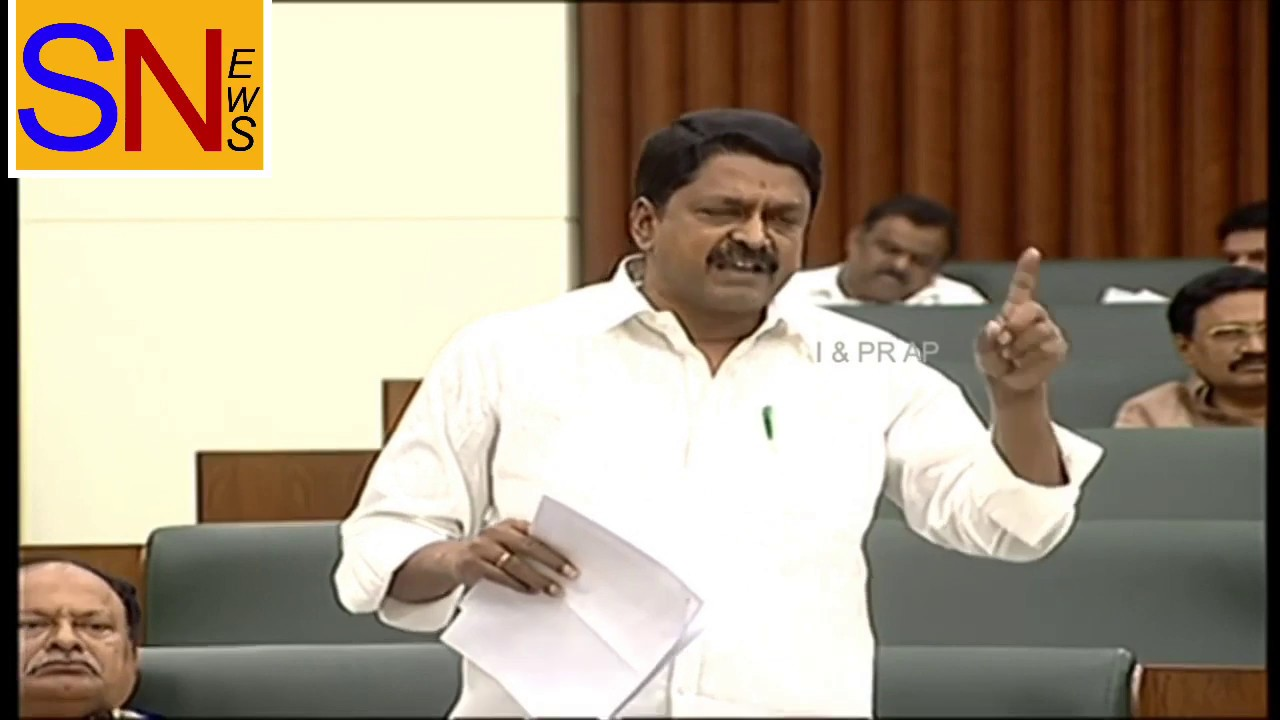 Excellent speech by TDP MLA KESHAV IN ASSEMBLY.. - YouTube