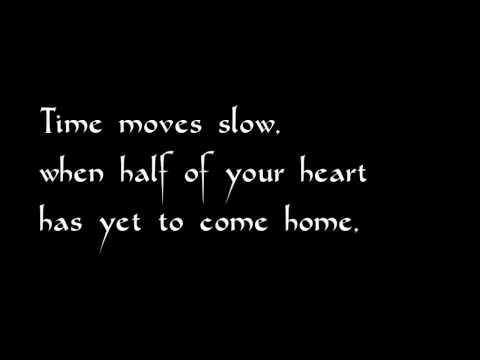 West - Sleeping at Last [Lyrics HD]