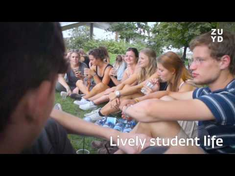 Zuyd University of Applied Sciences in Maastricht - The Netherlands
