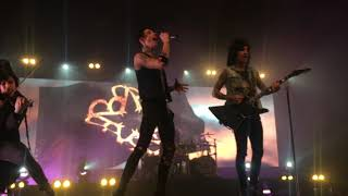 Black Veil Brides - Lost It All live (The Resurrection Tour)