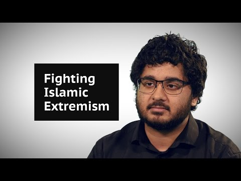 Former Islamist speaks about his extremist upbringing