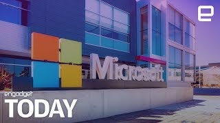 Microsoft responds to global ransomware attacks | Engadget Today