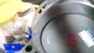 VOLVO...двигатель  B20.гильзовка,расточка блоков цилиндров иномарок