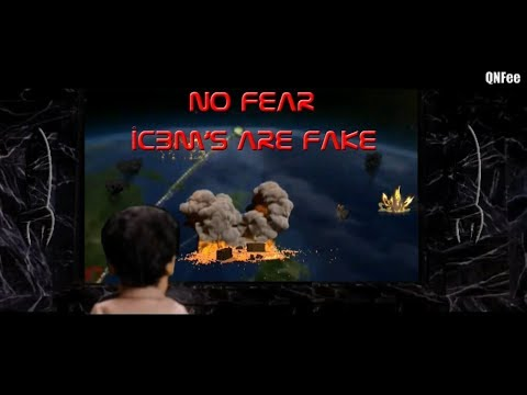 NO FEAR : ICBM's and Cruise Missiles are Fake  ! Team Amerika Strike Back