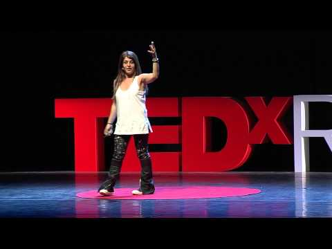 Transforming my life through transforming jewellery | MYRIAM SOSEILOS | TEDxRoma